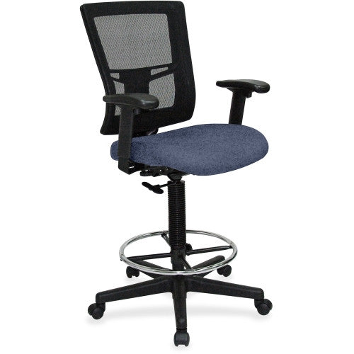 Lorell Mesh Back Drafting Stool ; UPC: 035255557436