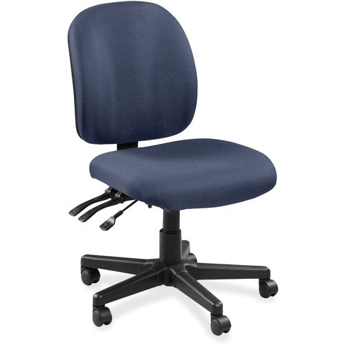 Lorell Mid-back Armless Task Chair ; UPC: 035255557474