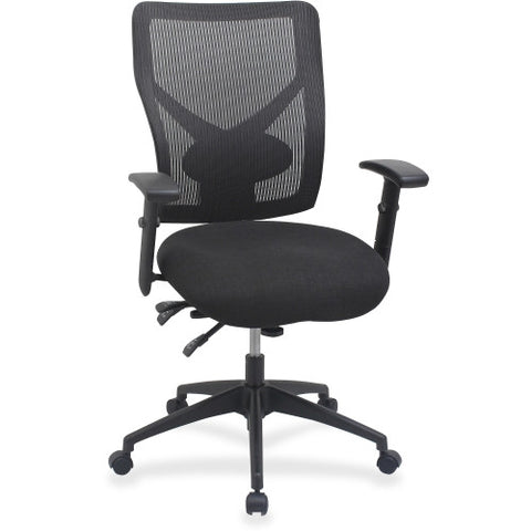Lorell Multi-task Control Mesh Back Chair ; UPC: 035255845892
