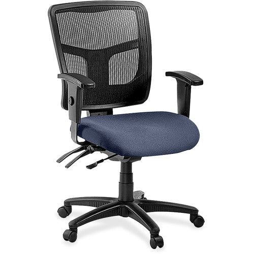 Lorell Managerial Mesh Mid-back Chair ; UPC: 035255556118