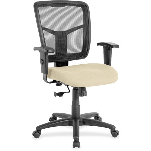 Lorell Managerial Mesh Mid-back Chair ; UPC: 035255557207