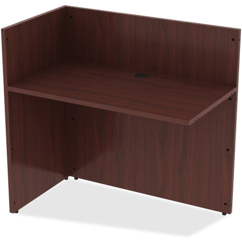 Lorell Reception Desk ; UPC: 035255596275