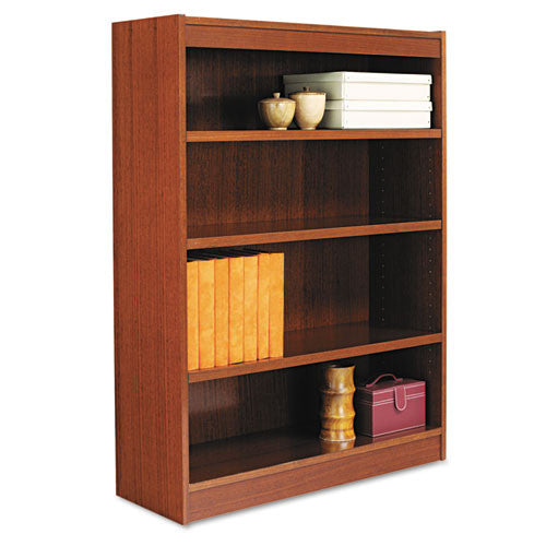 Alera Square Corner Wood Bookcase ; UPC: 42167100247