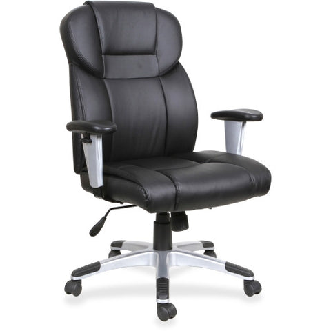Lorell High-back Leather Executive Chair ; UPC: 035255833080