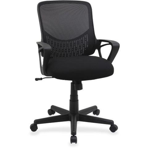 Lorell Value Collection Mesh Back Task Chair ; UPC: 035255998468