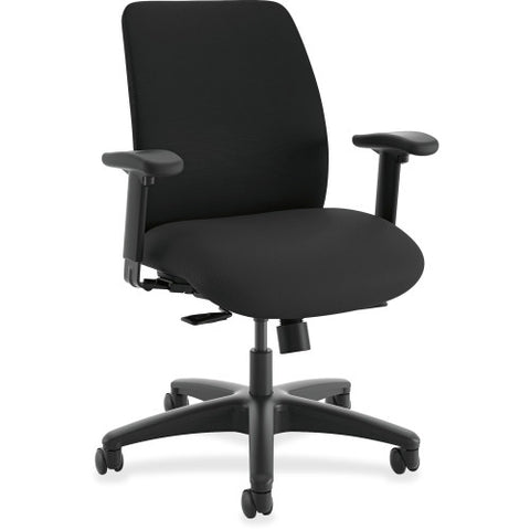 HON ComfortSelect A9 Task Chair in Black ; UPC: 888206147077