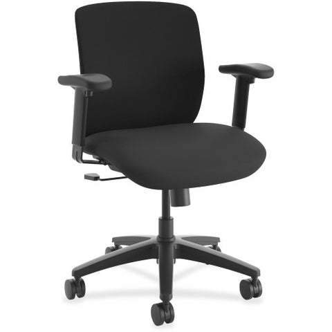 HON ComfortSelect K3 Task Chair in Black ; UPC: 888206147046