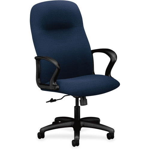 HON Gamut Executive High-Back Chair in Navy ; UPC: 888531744330