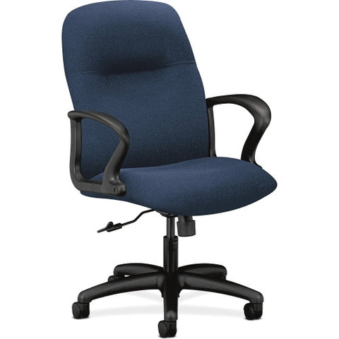 HON Gamut Mid-Back Chair in Navy ; UPC: 020459889728