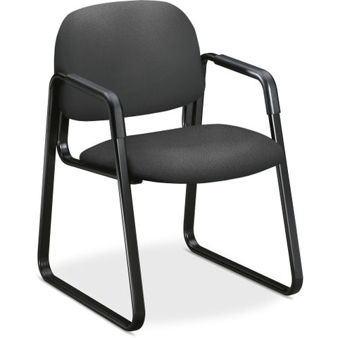 HON Solutions Seating Guest Chair in Iron Ore ; UPC: 020459732833