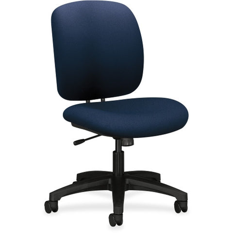 HON ComforTask Chair in Navy ; UPC: 035349997995