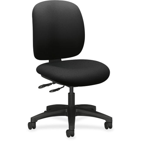 HON ComforTask Chair in Black ; UPC: 641128056106