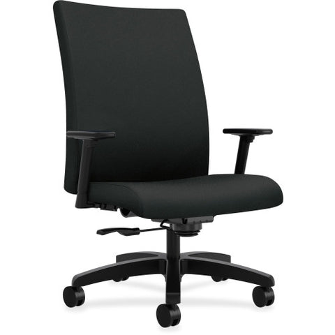 HON Ignition Big and Tall Chair in Black ; UPC: 035349632858