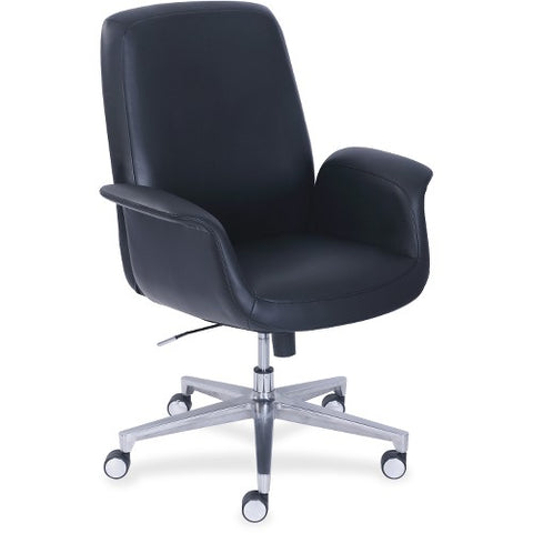 La-Z-Boy ComfortCore Gel Seat Collaboration Chair LZB48799BLK ; UPC: 656292490809