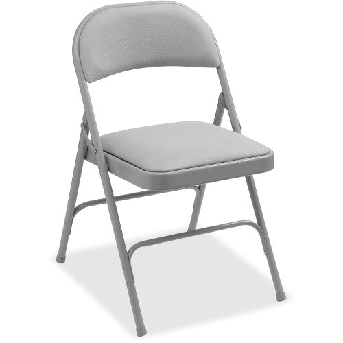 Lorell Padded Seat Folding Chairs LLR62533 ; UPC: 035255625333