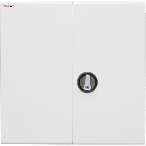 FireKing Key Lock Medical Storage Cabinet FIR24MSCRWT ; UPC: 033983086945