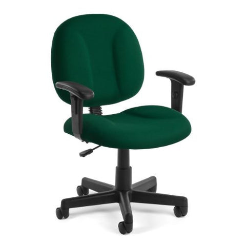 "OFM Comfort Series ""Superchair"" with Arms; UPC:845123010983"