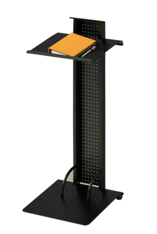 Safco Products Lighted Lectern 1050LTBLK(Image 1)