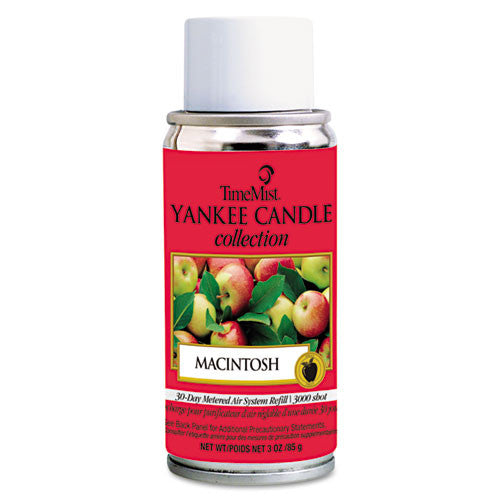 TimeMist Yankee Candle Metered Air System Refill ; (043725515008)