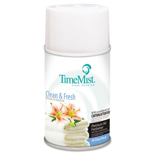 TimeMist Clean/Fresh Dispenser Refill ; (100437252502)