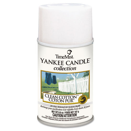 TimeMist Yankee Candle Coll. Air Freshener Refill ; (0)