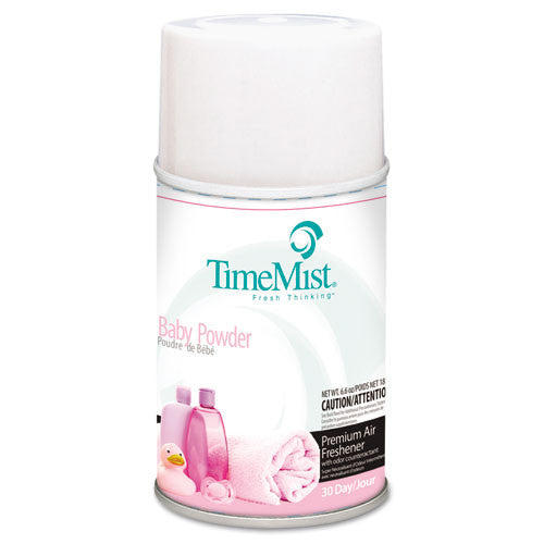TimeMist Baby Powder Dispenser Refill ; (043725251203)