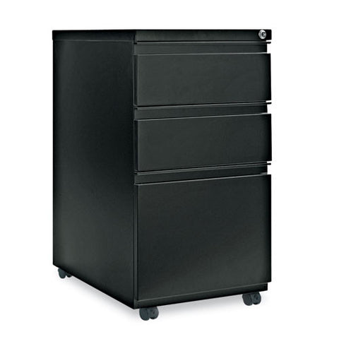 Alera File Pedestal with Full-Length Pull ALEPB532823BL,  (UPC:042167600235)