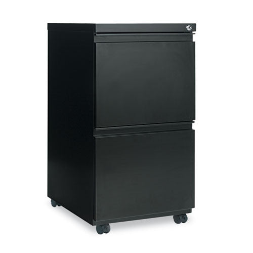 Alera File Pedestal with Full-Length Pull ALEPB542819BL,  (UPC:042167600273)