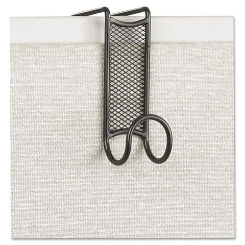 Onyx it! Mesh Coat Hook ; (073555422924); Color:Black