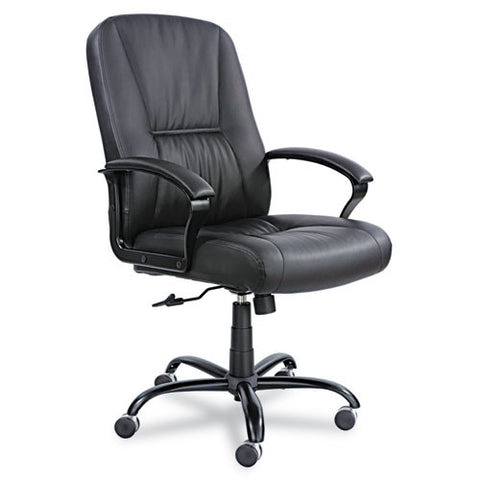 Safco Serenity Big and Tall Highback Executive Chair SAF3500BL, Black (UPC:073555350029)