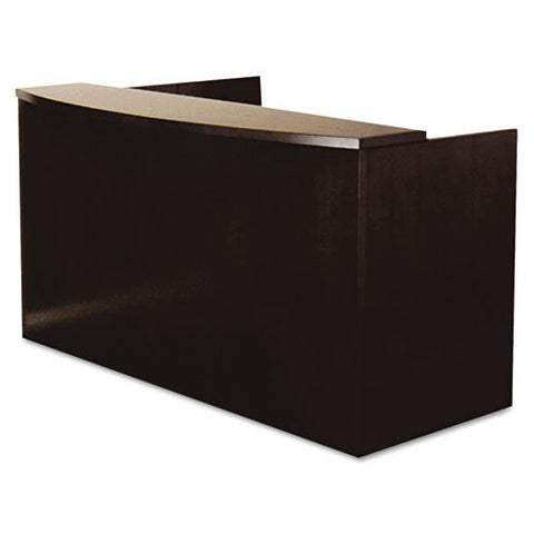 Mayline Mira Series Reception Desk Shell MLNMRS7278DESP,  (UPC:760771115920)