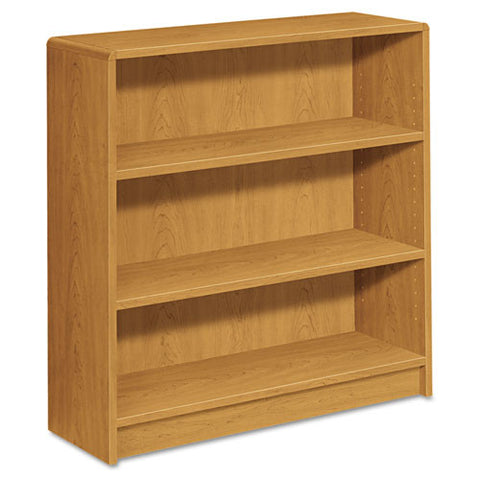 HON 1890 Series Laminate Bookcase with Radius Edge HON1892C,  (UPC:089191146773)