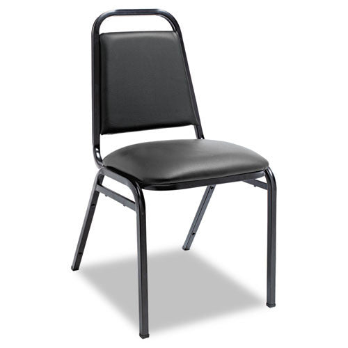 Alera Padded Steel Stacking Chair ALESC68VY10B,  (UPC:042167960162)