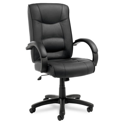 Alera Strada Series High-Back Swivel/tilt Chair ; UPC: 42167380793