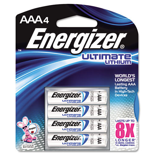 Energizer E2 Lithium AAA Battery ; (039800007933)