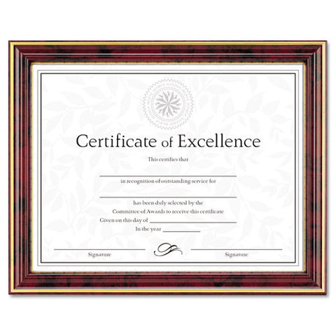 Dax Border Design Document Frame ; (076795266204)