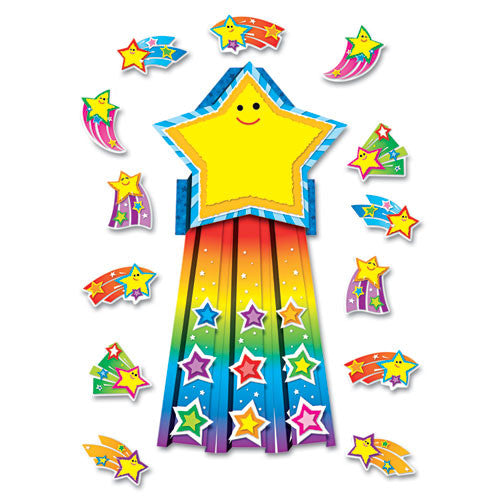 Carson-Dellosa Shooting Stars Bulletin Board Set ; (044222207731)
