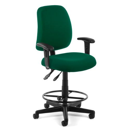 OFM Posture Series Task Chair with Arms and Drafting Kit ; UPC: 845123011270