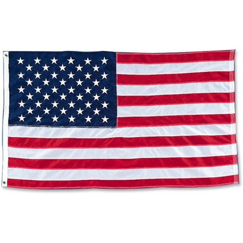 Baumgartens Heavyweight Nylon American Flag  (085288346002)