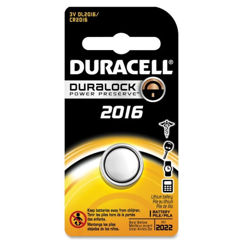 Duracell Multipurpose Battery ; (041333101101)