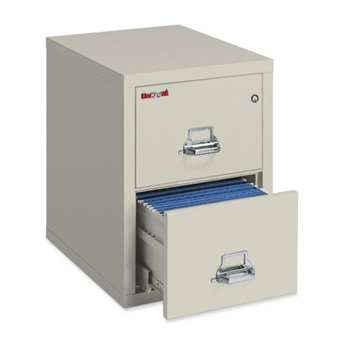 FireKing Insulated Deep File Cabinet FIR21831CPA, Tan (UPC:033983047960)