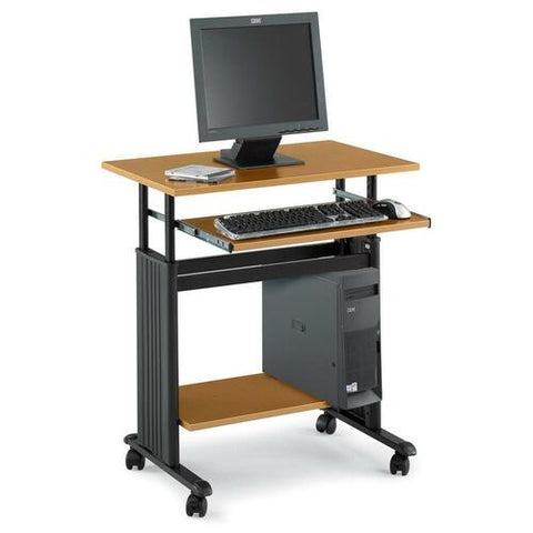 "Safco Products Muv 28"" Adjustable Height Desk 1925CY(Image 2)"