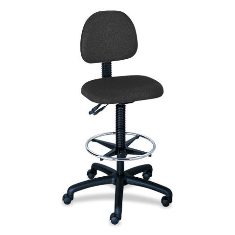 Safco Trenton Extended Height Chair SAF3420BL, Black (UPC:073555342024)