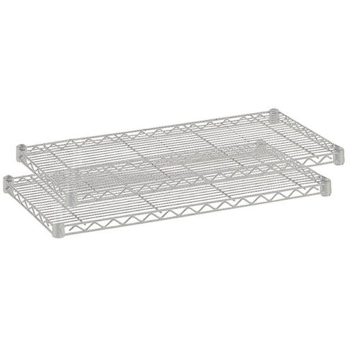 Safco Extra Shelf Pack SAF5287GR, Gray (UPC:073555528732)