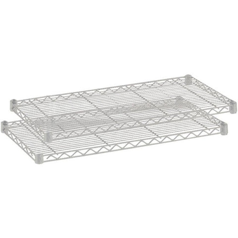 Safco Extra Shelf Pack SAF5293GR, Gray (UPC:073555529333)
