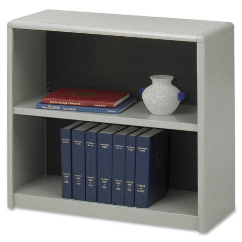 Safco ValueMate Bookcase SAF7170GR, Gray (UPC:073555717037)