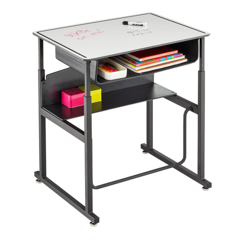 "Safco Products AlphaBetter Adjustable-Height Stand-Up Desk, 28 x 20"" 1204DE Image 1"