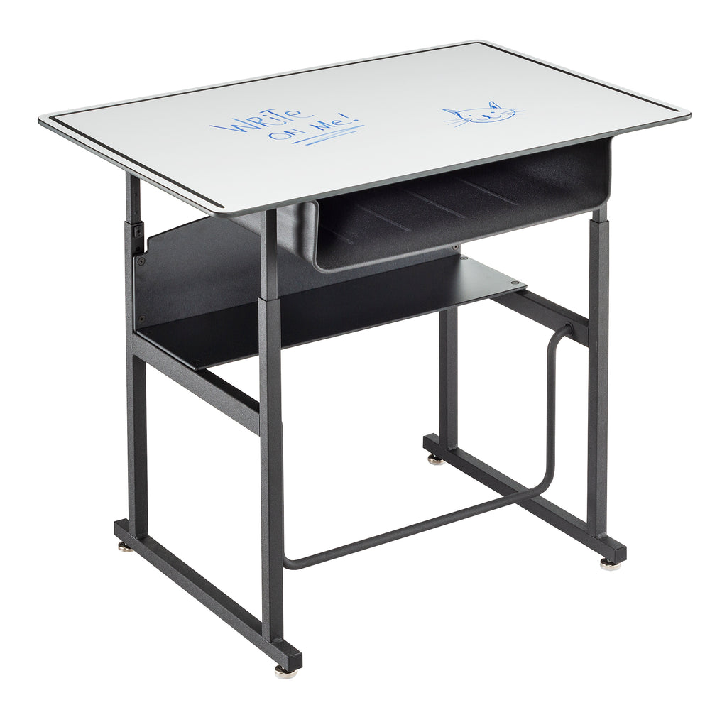 "Safco Products AlphaBetter Adjustable-Height Stand-Up Desk, 36 x 24"" 1209DE Image 1"