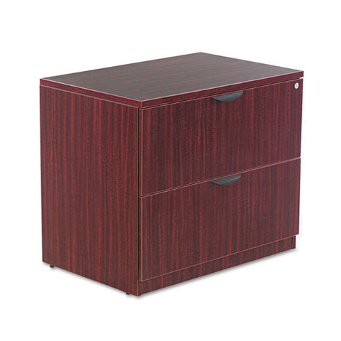 Alera Valencia Series Two-Drawer Lateral File ALEVA513622MY,  (UPC:042167300357)
