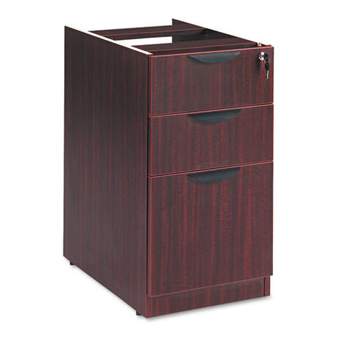 Alera Valencia Series Box/Box/File Full Pedestal File ALEVA532822MY,  (UPC:042167300296)